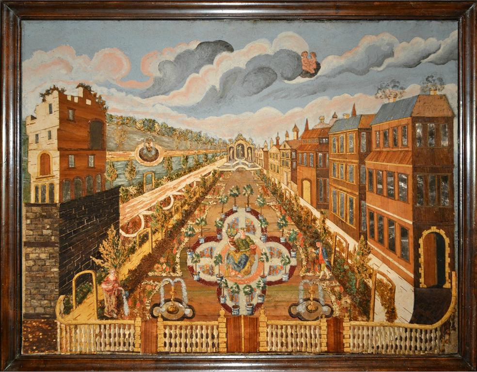 Der Monat Maÿ, 1807