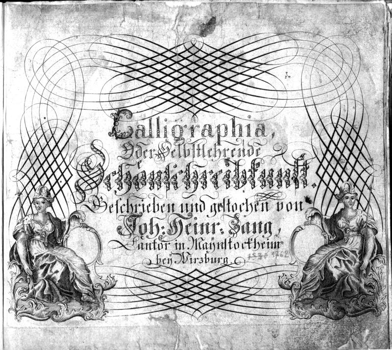 Titelblatt Exemplar Gemeinde Mainstockheim
