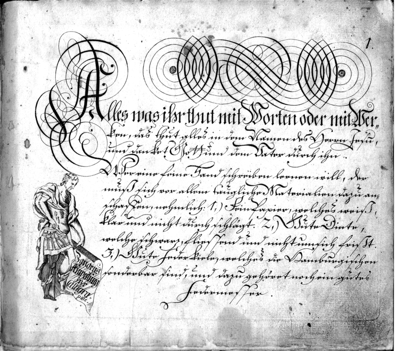 Calligraphia S.2