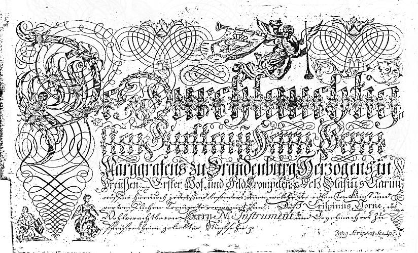 Calligraphia S. 34