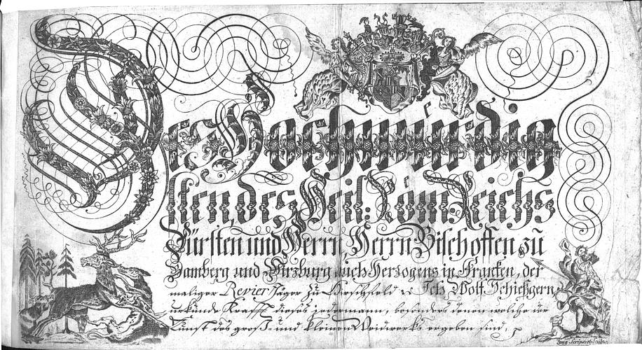 Calligraphia S. 36