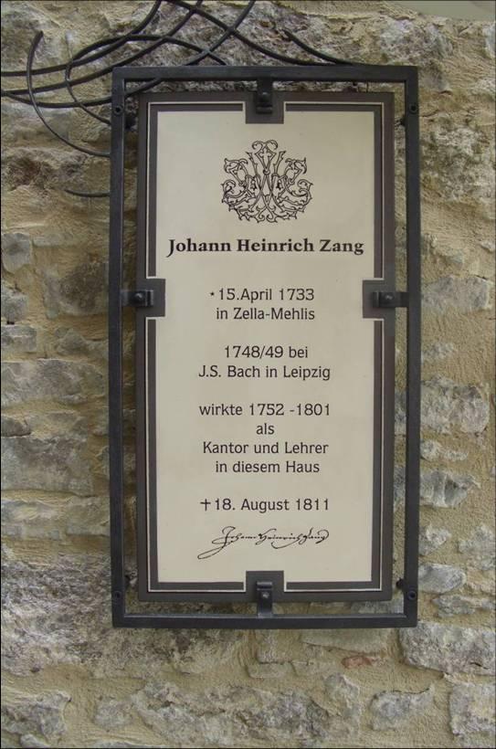 Gedenktafel am Mesnerhaus