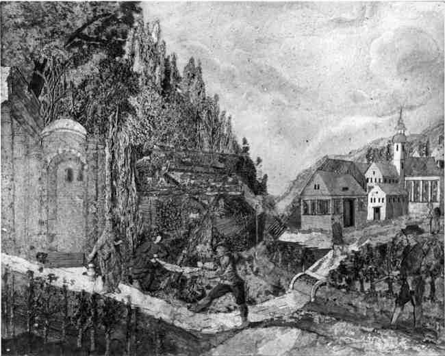 Der Monat Dezember, 1807